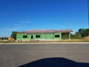 Kirksville New Building